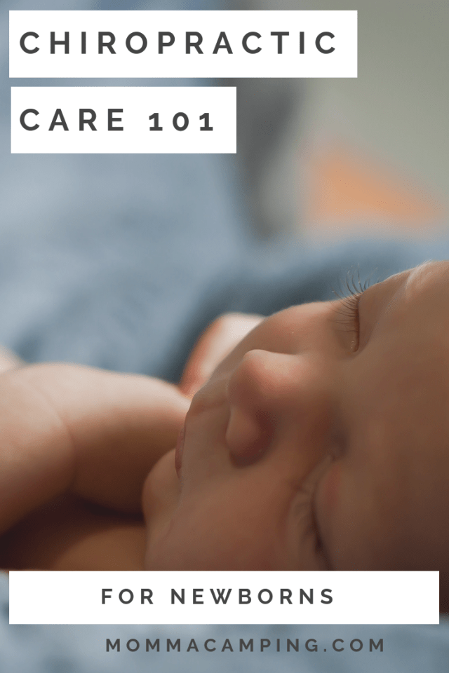 Did you know that your newborn can have Chiropractic Care? Here is the inside scoop on the benefits of adjustments for newborns and how it can help your motherhood. Pin this post and subscribe for motherhood updates! #newborn #newborncare #newbornhacks
