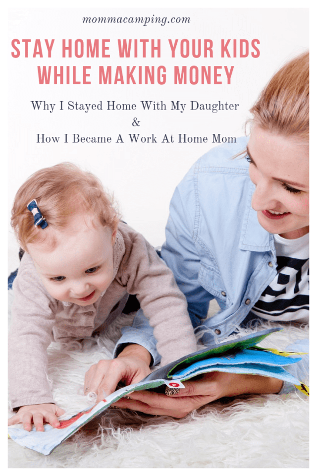 How I Embraced Motherhood and Became A Work At Home Mom #workathomemom