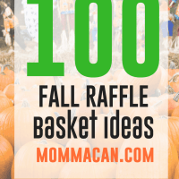 100 Fall Festival Raffle Basket Ideas - Auction Basket List