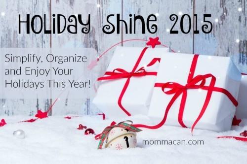 Holiday Shine Small