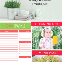 Menu Plan plus Free Printable for Christmas Planning