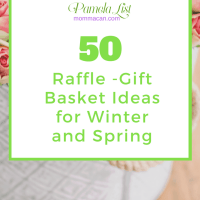 50 Raffle Basket Ideas for Winter and Spring