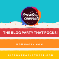 Create and Celebreate Blog Party #4