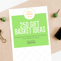 250  Auction Raffle Gift Basket Theme Ideas