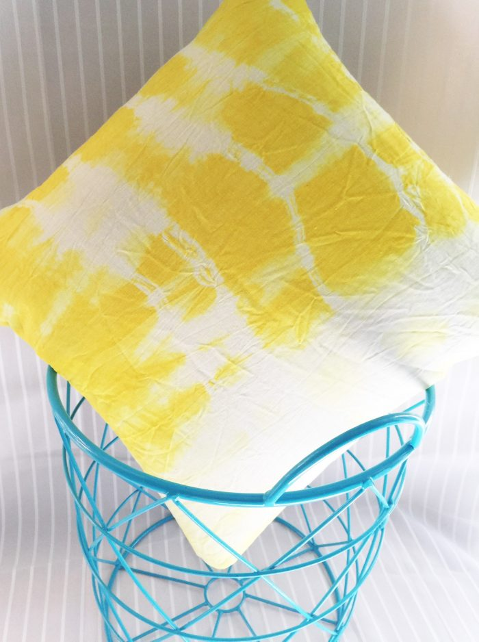 Tie-dye Fabric Using All Natural Dye
