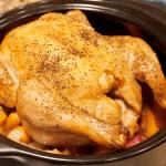 Rockcrok 30 Minute Whole Roasted Chicken