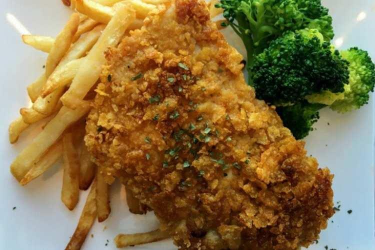 Crispy Cornflake Chicken