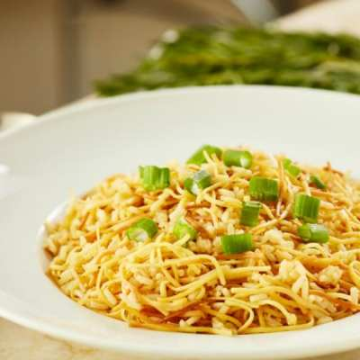 Quick and Easy Noodle and Rice Pilaf Dish