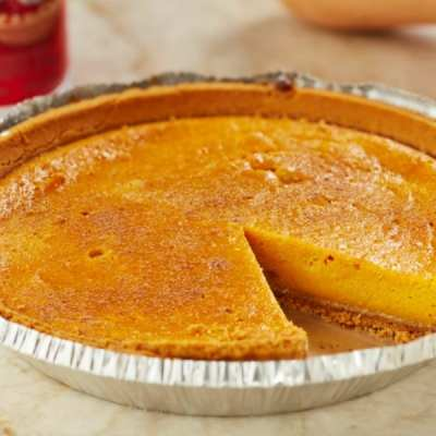 Simple and Delicious Squash Pie