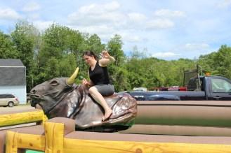 You can cross riding a mechanical bull off my bucket list