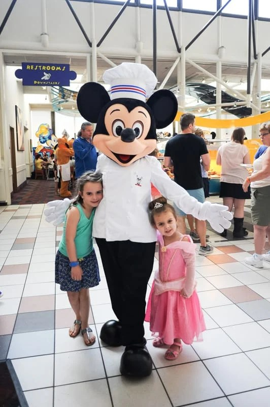 tips for taking kids to Disney