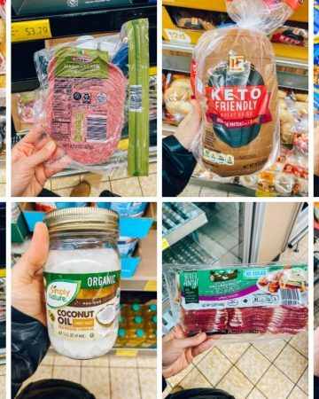 keto items at aldi