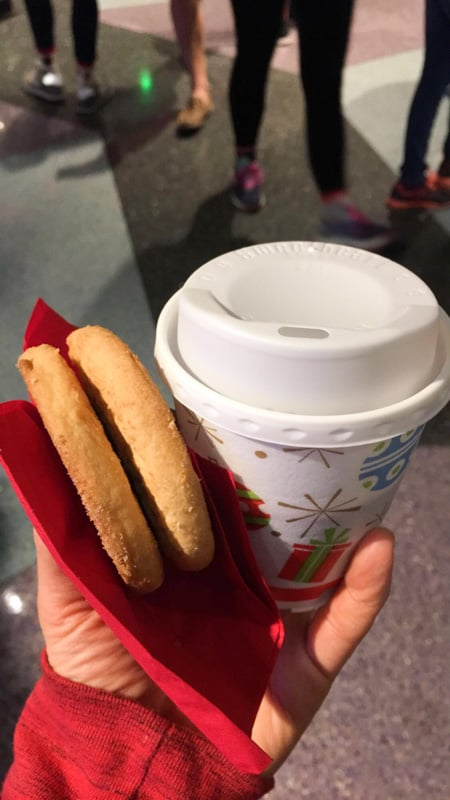 Disney World Christmas Freebies