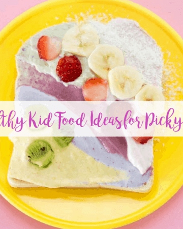 healthy meals for picky eaters