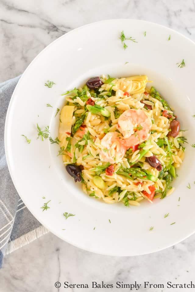summer salad ideas for dinner