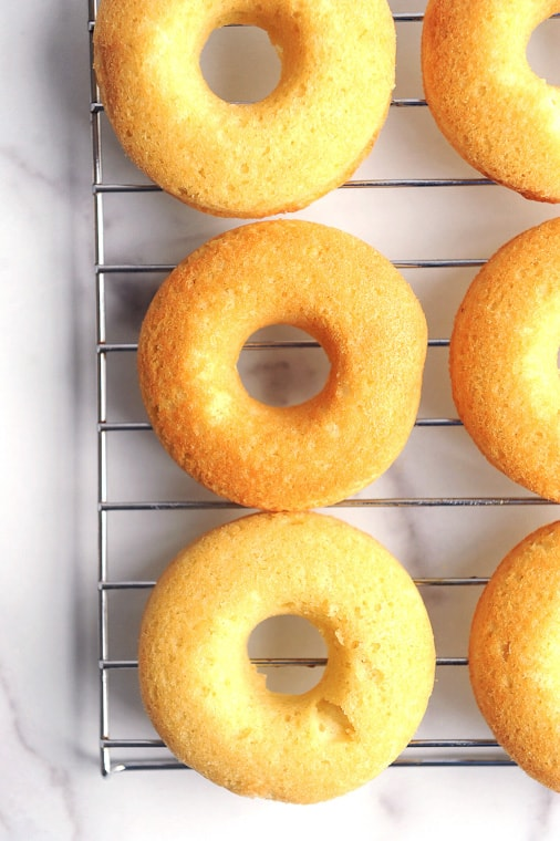 what are keto donuts made of?