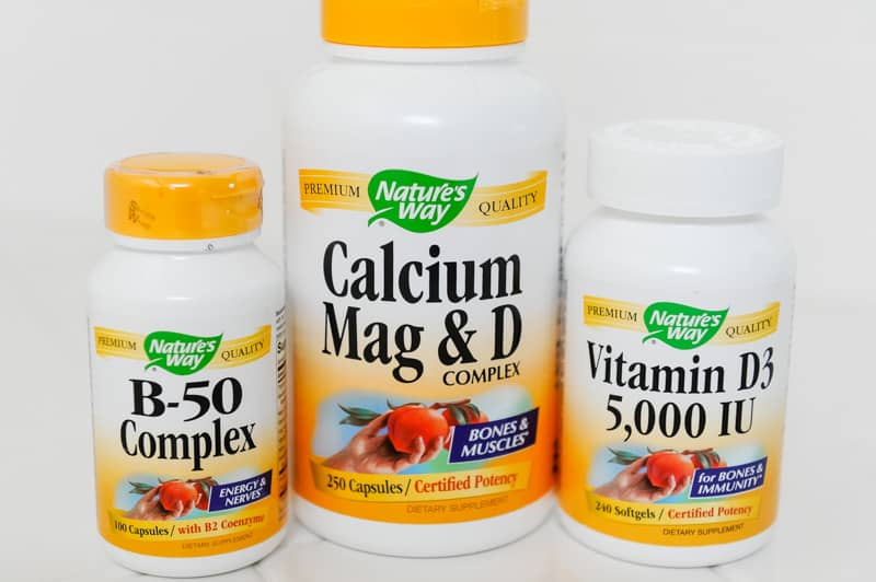 vitamins for women
