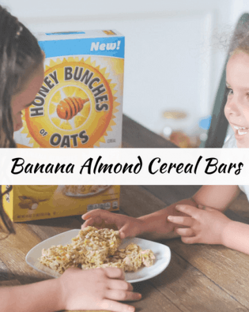 easy after school snack that is kid friendly