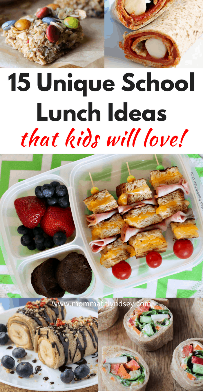 make ahead healthy lunch ideas for kids
