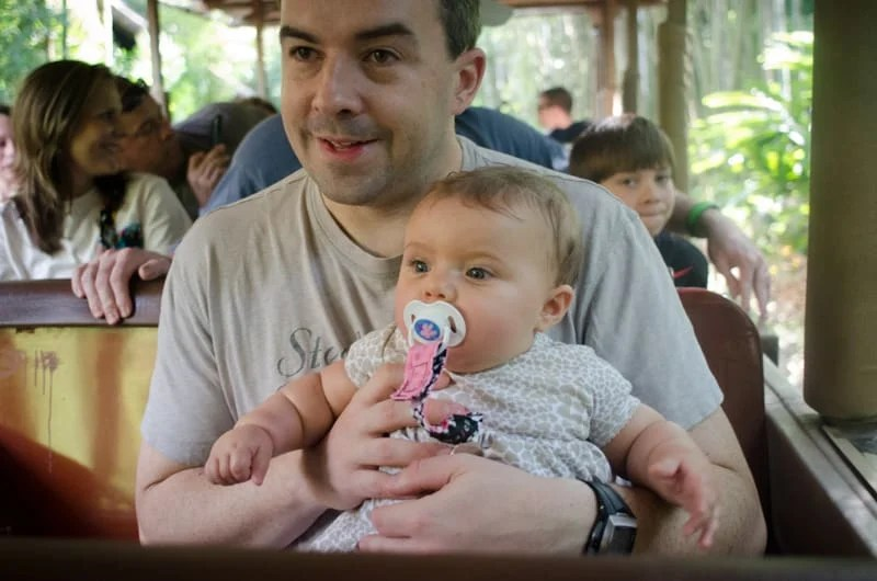 Best tips for traveling to Disney with a baby or toddler