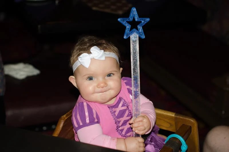 best tips for baby at Disney World