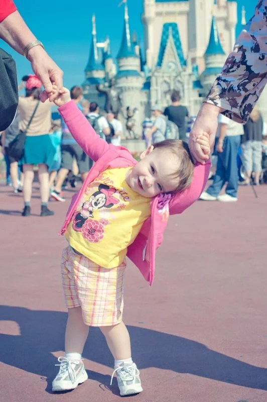 disney tips for taking toddlers or babies to Disney world