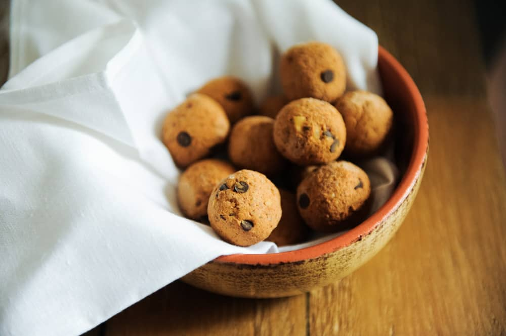 protein balls for quick healthy snack