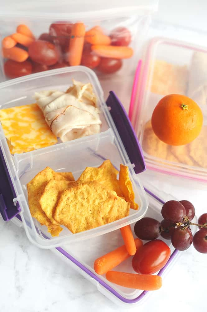 easy school lunch ideas for toddlers