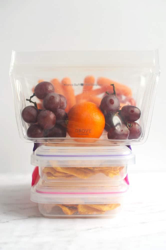 healthy easy school lunch ideas
