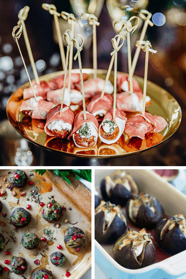 easy healthy christmas appetizers for the low carb or keto diet