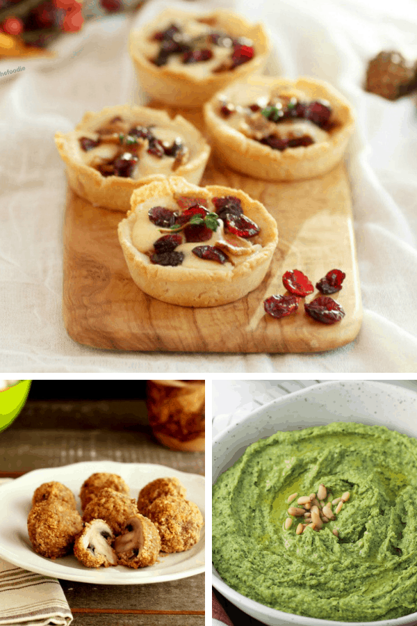 healthy appetizers for the holidays for following the keto low carb diet
