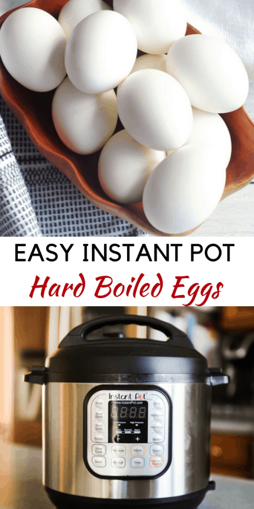 Looking for healthy easy meal prep recipes? Healthy lifestyle blogger Momma Fit Lyndsey shares her easy Instant Pot recipe for how to make hard boiled eggs in the instant pot