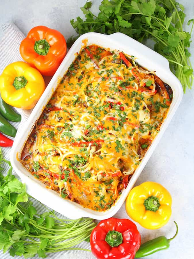 Looking for light summer casseroles? Healthy lifestyle blogger Momma Fit Lyndsey shares her favorite casseroles for summer