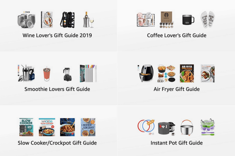 gift guide 2019 for unique gift ideas for Christmas for men, for best friend, for coworkers, for boyfriend, for mom, for girls and more!