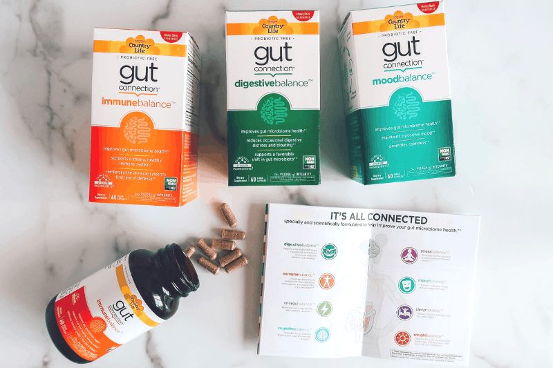 Gut health supplements can help to restore gut health.  I started researching gut health a few years ago when I began to understand the link between gut health and so many parts of the body!