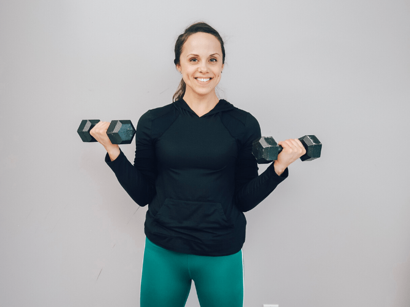 Is fitness motivation something you need for your healthy journey? I'm sharing my top tips for staying motivated on your healthy journey!