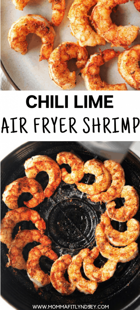 argentine red shrimp are a low carb healthy air fryer recipe for shrimp that is excellent for keto dinners