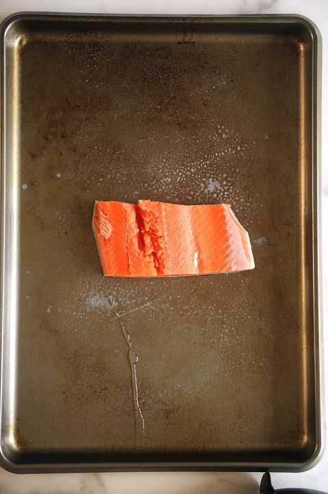 pioneer woman salmon baked in the oven