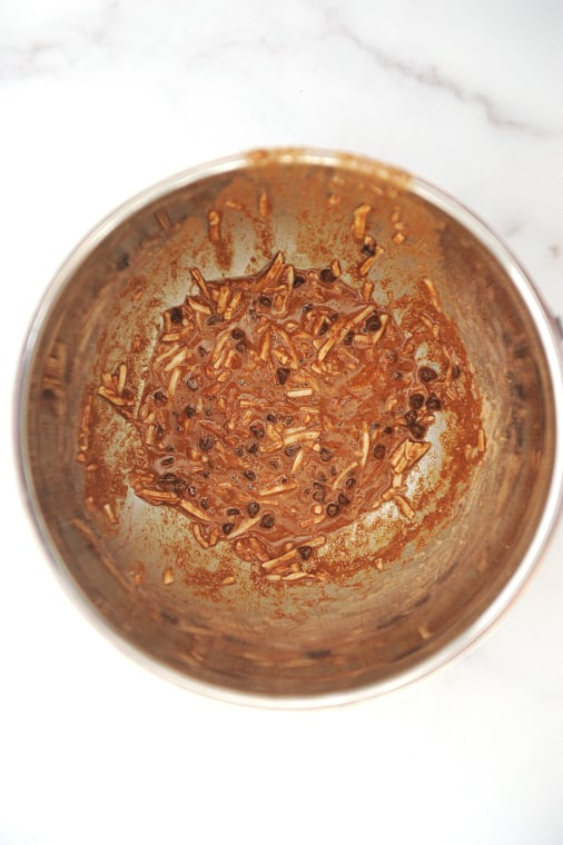 easy to make keto chaffle sweet chaffle recipe made with chocolate