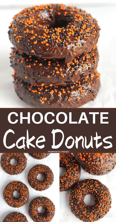Baked chocolate cake donut recipe made with almond flour and glaze. Keto chocolate cake donut recipe which are homemade, gluten free, paleo and delicious!