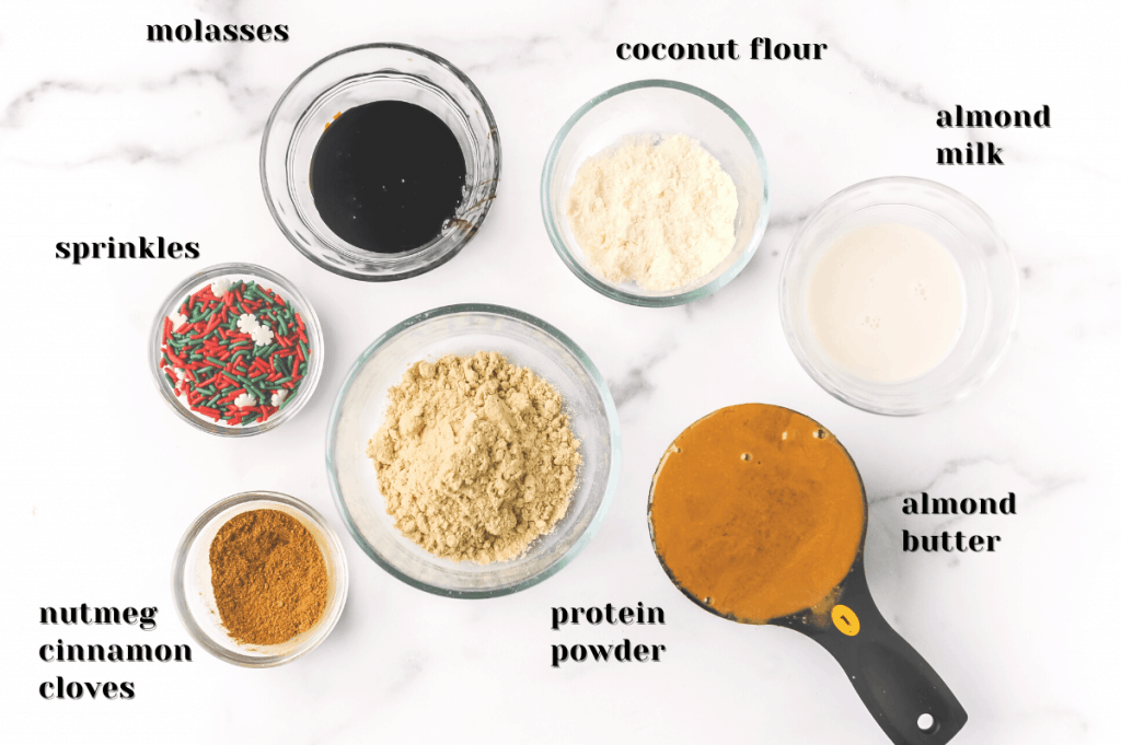 ingredients for perfect bar copycat recipe