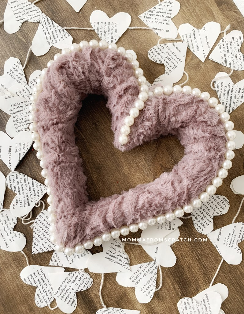 Diy Valentine S Day Decor Momma From Scratch