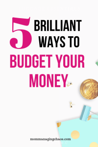 Finding the Best Budgeting Method for You