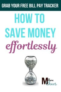 automate saving money