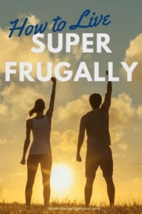Super Frugal Couple
