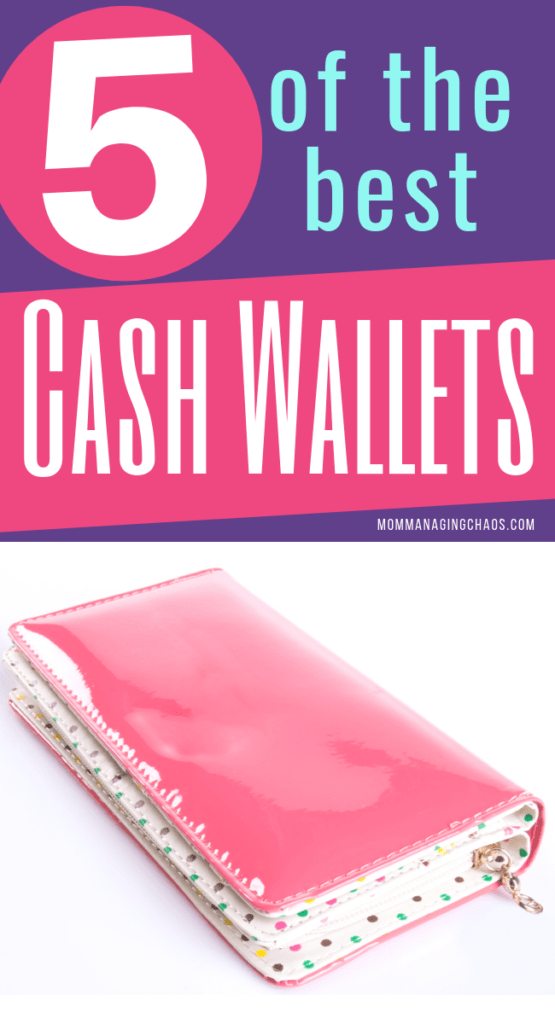 best cash envelope wallet