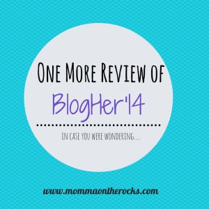 blogher14review