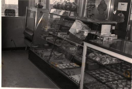 spences bakery
