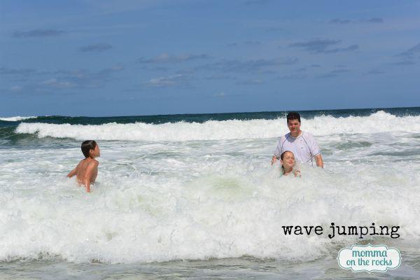 wavejumping