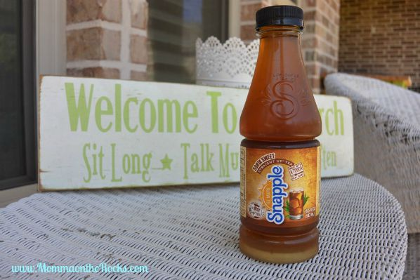 Snapple Sorta Sweet is a happy compromise! #sipandbefit